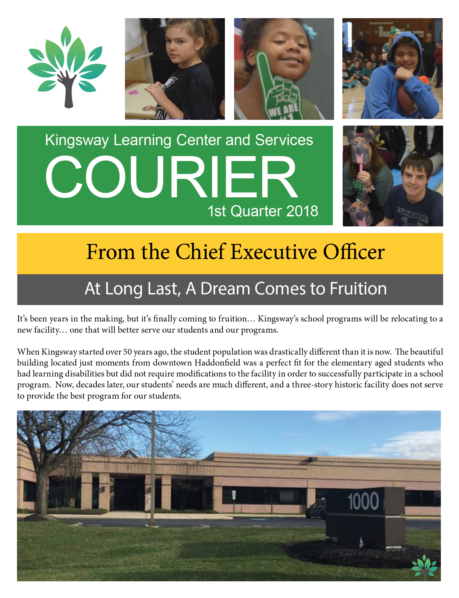 Kingsway Courier